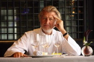 (AFP /MIKE CLARKE) Pierre Gagnaire
