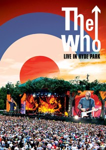 DVD The Who Hyde Park BD