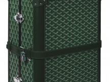"PARTENARIAT EXCLUSIF ENTRE THE PENINSULA ET GOYARD AVEC LA NOUVELLE COLLECTION LIMITEE DE VOYAGE ""PENINSULA GREEN"""