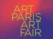 ART PARIS ART FAIR du 30 mars au 2 avril 2017