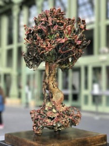 workart of Myriam SITBON named tree of life