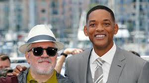 Pedro Almodovar et Will Smith