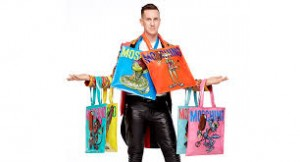 Jeremy Scott avec la collection capsule de sac.